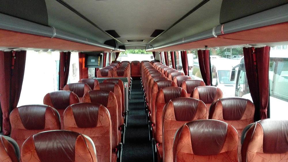 Wynajem autobusów Warszawa